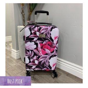 NWT Bebe Karina Collection Suitcase